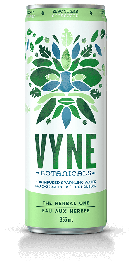 Vine Botanicals Herbal Can